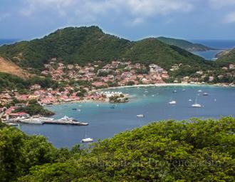 Terre de haut, les Saintes, Guadeloupe