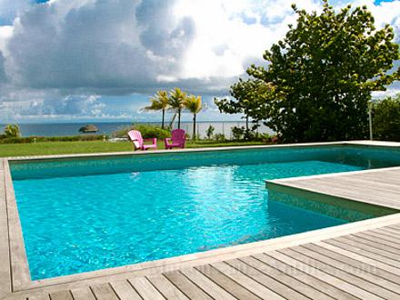 villa piscine priv e vue mer panoramique 300 m pied. Black Bedroom Furniture Sets. Home Design Ideas
