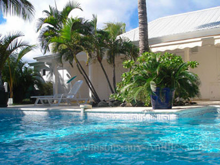 Villa piscine priv e beau jardin tropical 300 m for Piscine vitry le francois